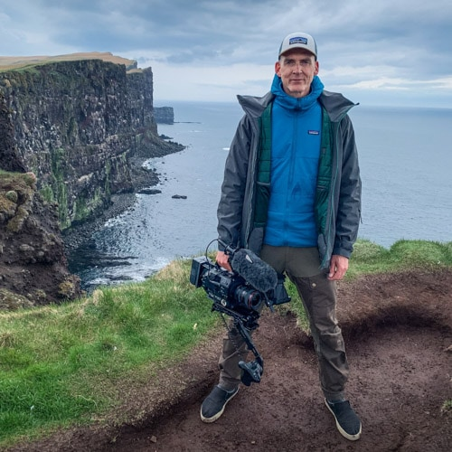 Óskar Páll Sveinsson sat down with Dan McPeake, the host/producer of Endeavours Radio for an in-depth interview