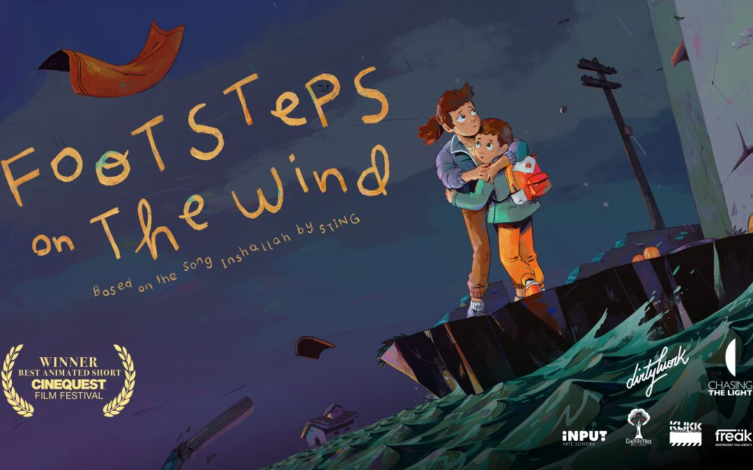 Footsteps on the Wind – BEST ANIMATED SHORT FILM – Cinequest film festival