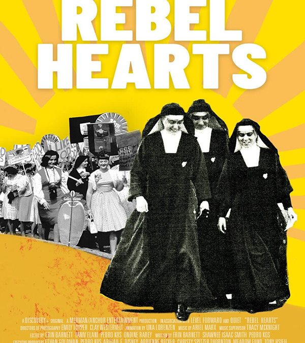 This fascinating documentary looks at the L.A. nuns who stood up to the church's male hierarchy